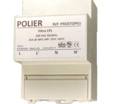 FILTRE CPL POLIER Linky
